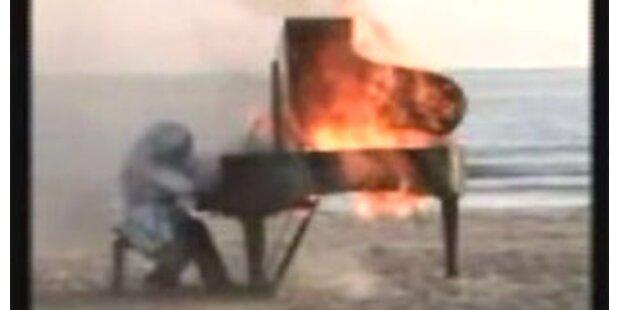 Yosuke Yamashita's brennendes Klavier