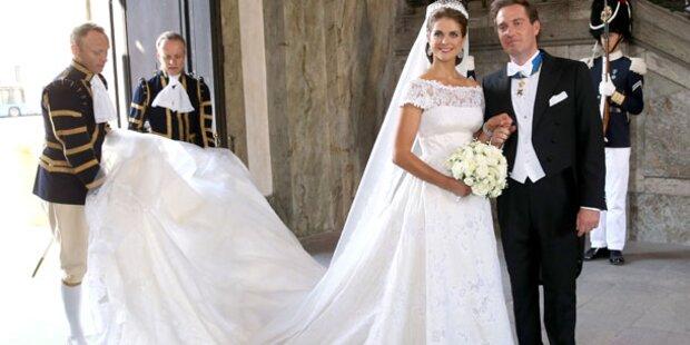 Madeleine: Hochzeit im Traum-Kleid