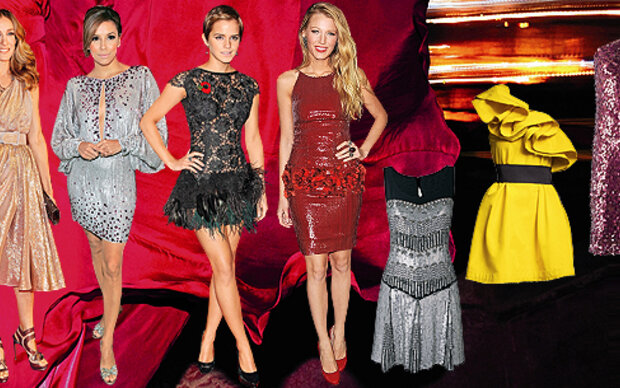 Glamour-Cocktail-Stunde