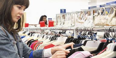 Bedenkliche Chemikalien in Kleidung