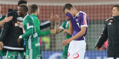 Schiri-Streit: Klein kritisiert SK Rapid