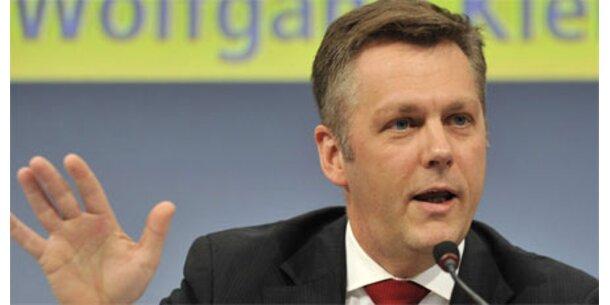 Postbank-Chef Klein verzichtet auf Gage