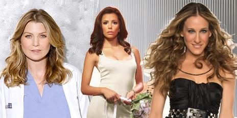 kleiner Welcher Serienstar sind Sie? Carrie, Gaby oder Meredith