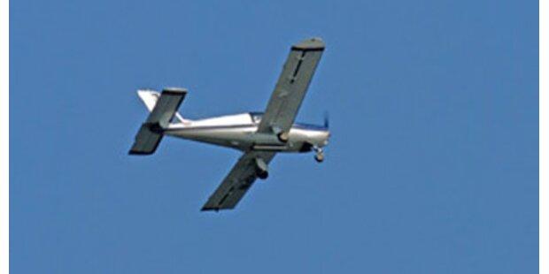 Kleinflugzeug in Bodensee gestürzt
