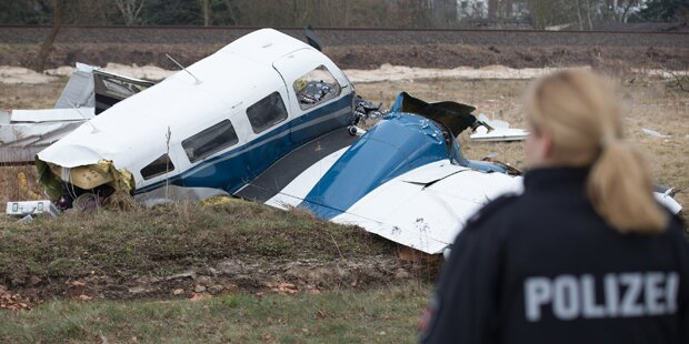 Flüchtling rettet Piloten das Leben