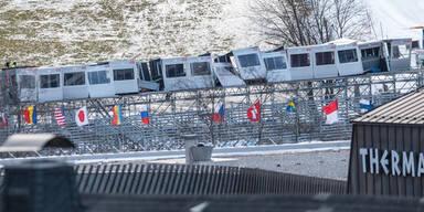 Abfahrt in Bad Kleinkirchheim abgesagt