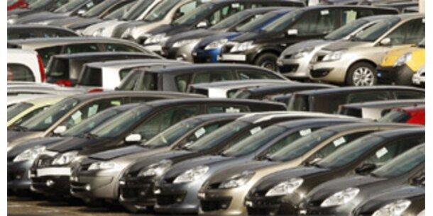 Österreichs Autofahrer trotzen der Finanzkrise