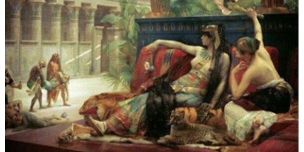 Neue Spuren von Kleopatra