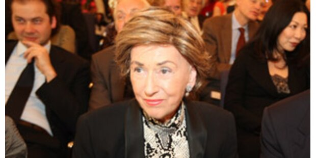 Edith Klestils Rückkehr in die Gesellschaft