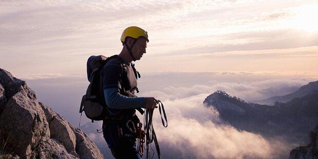 Grazer (76) beim Klettern abgestürzt