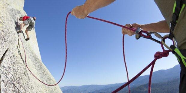 Das sind die 10 besten Kletter-Tipps