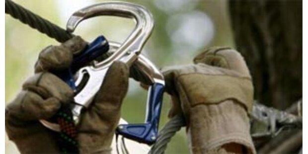 Drei Kletterer sterben in Italien