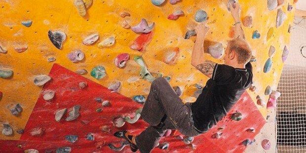 Kletterer stürzt 80 Meter tief und überlebt