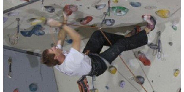 34-Jähriger stürzt in Kletterhalle in den Tod