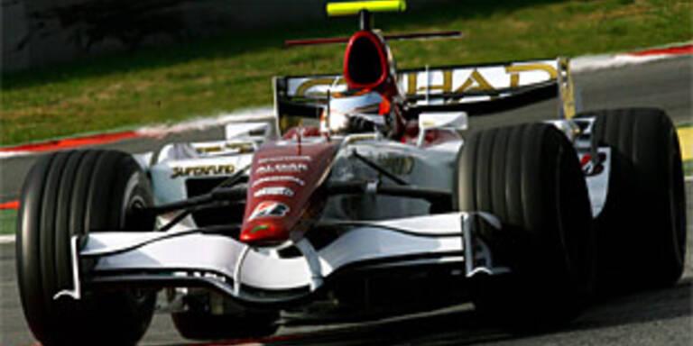 "Klien schnellster ""Force India""-Pilot"