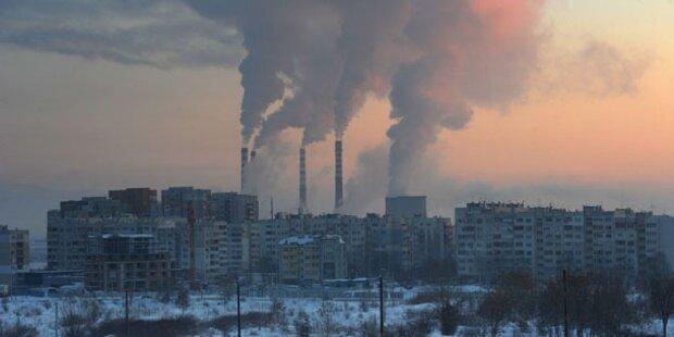 Treibhausgase: Höchststand seit 800.000 Jahren