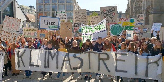 Klima-Demos in mehr als 720 Gemeinden
