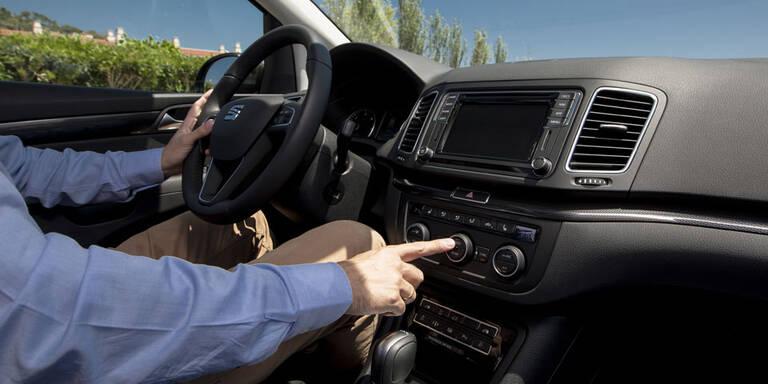 Hitze im Auto: 5 Fehler bei Klimaanlagen-Bedienung