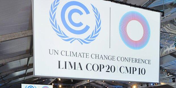 Mini-Einigung bei Weltklimagipfel