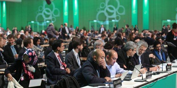 Einigung bei Klimakonferenz