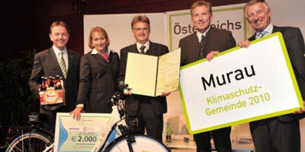 Österreichs Klimaschutz-Gemeinden
