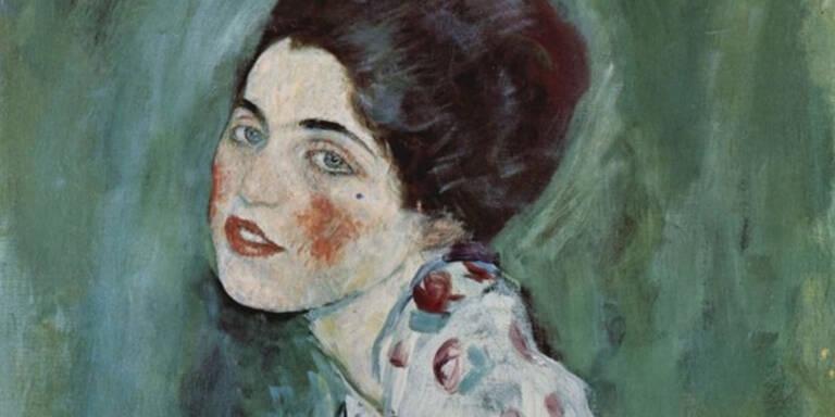 Bildnis einer Frau: Klimt-Gemälde nach 22 Jahren wieder