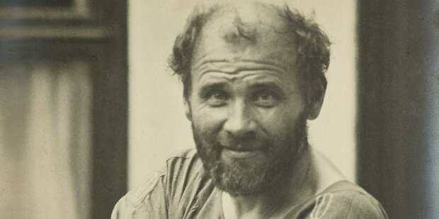 Sekretärin stahl Klimt-Bild