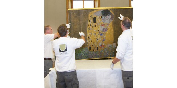 Belvedere: Start der Klimt-Schau