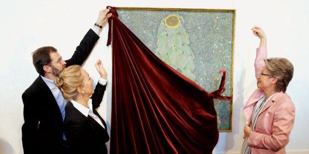 Klimt beschert Belvedere Rekordjahr
