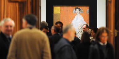 """Klimt Ausstellung """"Pioniere der Moderne"""""""