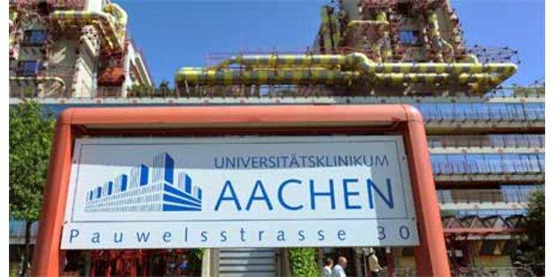 Verdächtiger Brite in Aachener Klinik