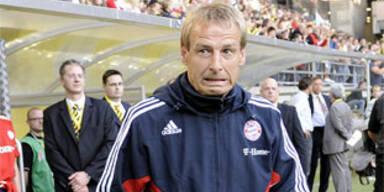 """Dortmund verpatzt """"Klinsis"""" Bayern-Debüt"""