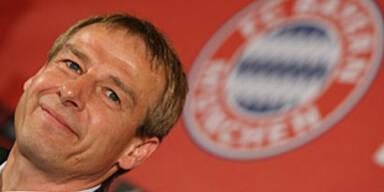 Klinsmann krempelt Bayern um