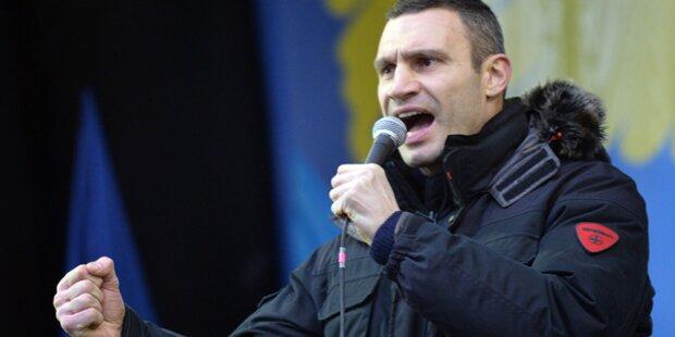 Klitschko droht jetzt Gefängnis
