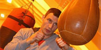 klitschko training