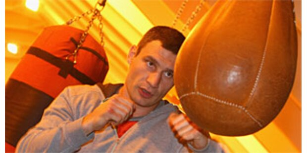 Klitschko in Tirol operiert
