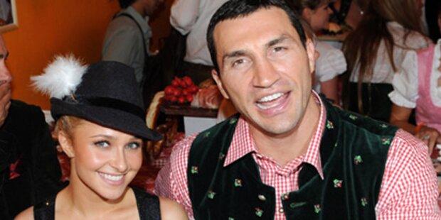 Klitschko & Panettiere: Wieder ein Paar?