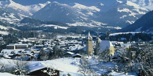 Kitzbühel zum besten Skigebiet gewählt