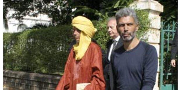 Ex-Sahara-Geiseln aus Heeresspital entlassen