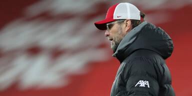 0:1-Heimpleite! Klopp schlittert mit Liverpool in Krise