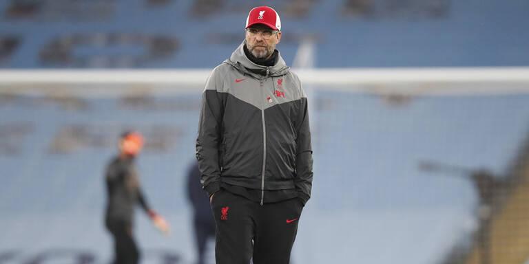 Liverpool: Klopp gehen die Abwehrspieler aus