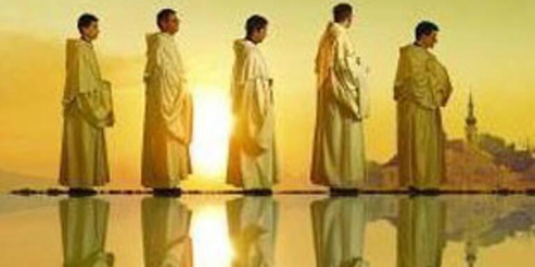 Mönche aus NÖ auf Platz 1 der Albumcharts
