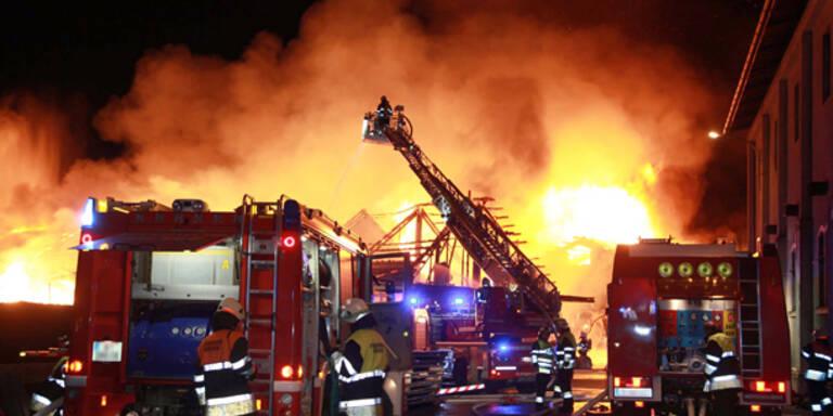 Großbrand in Bregenzer Kloster
