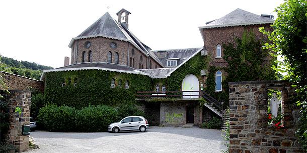 Kloster in Malonne
