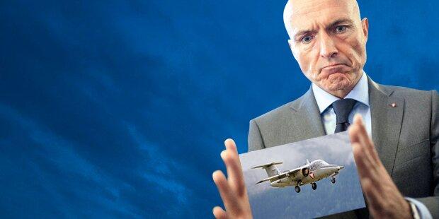 Klug kauft neue Kampf-Jets