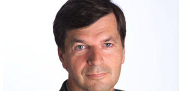 Peter Klugar als langjähriger Experte