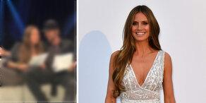 Topmodel-Finale: Heidi probt ungeschminkt