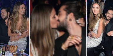 Heidi & Tom: Wilde Schmuserei in Cannes