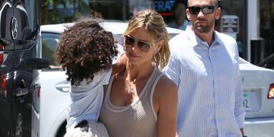 Heidi Klum: Also doch der Bodyguard!