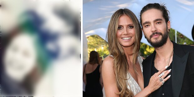 Klum und Kaulitz: After-Sex-Selfie